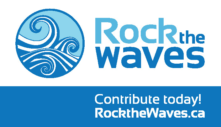 Rock the Waves! contribute today