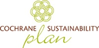 Cochrane Sustainability Plan Logo