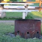 Fire Pits and Picnic Facilities