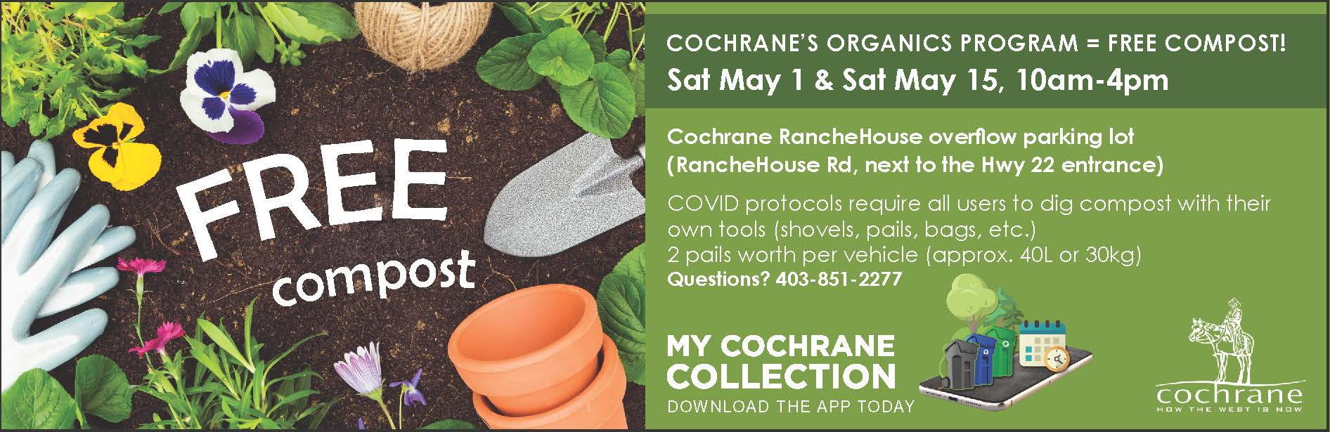 Compost Event May 12, 2018