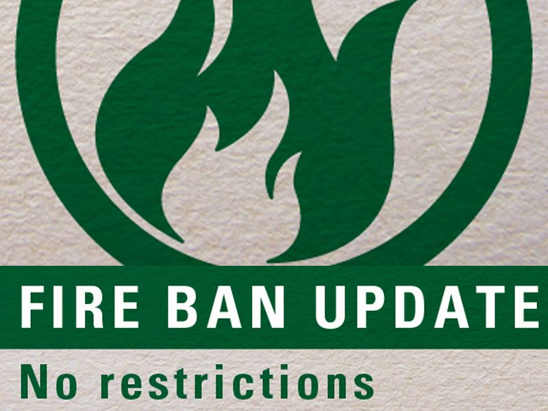 NO Fire ban for newsfeed