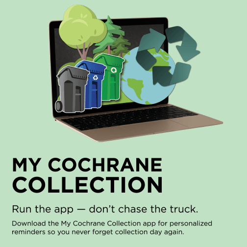 My Cochrane Collection