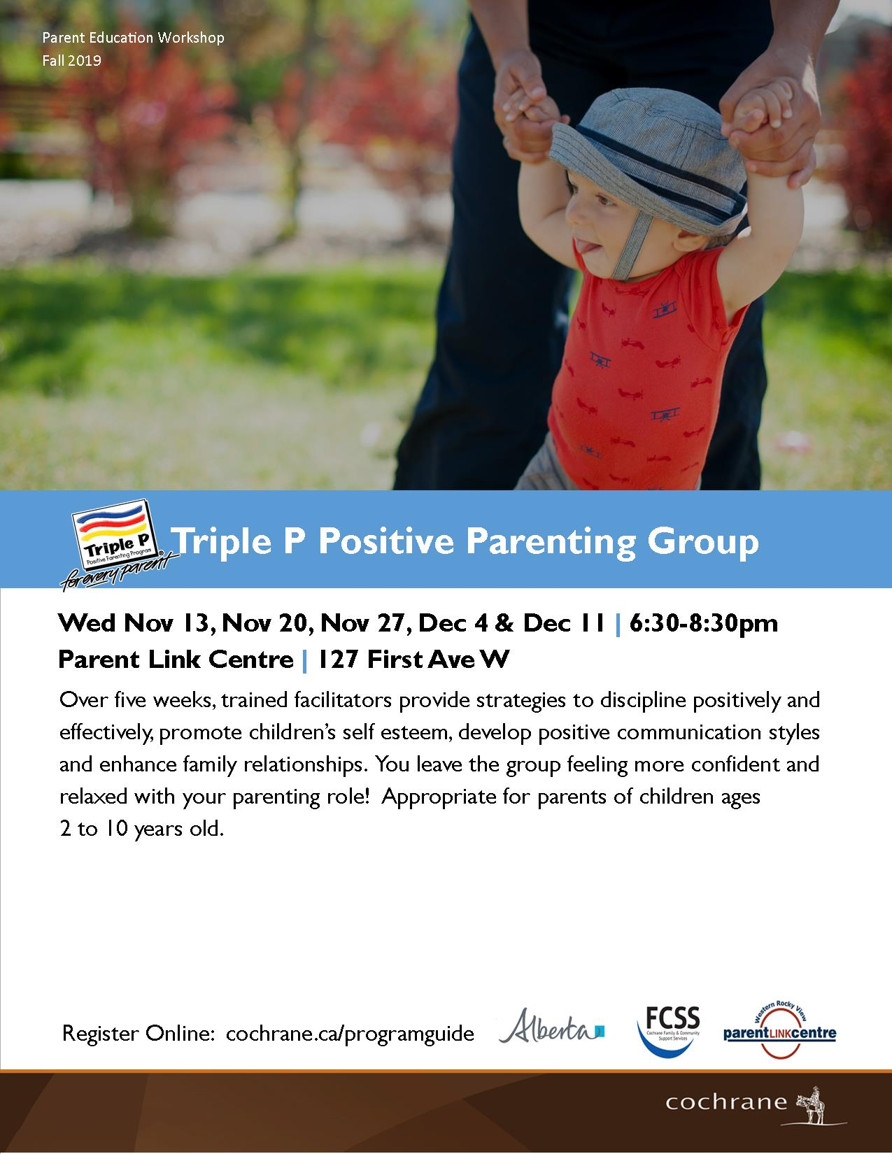 Postive Parenting Group