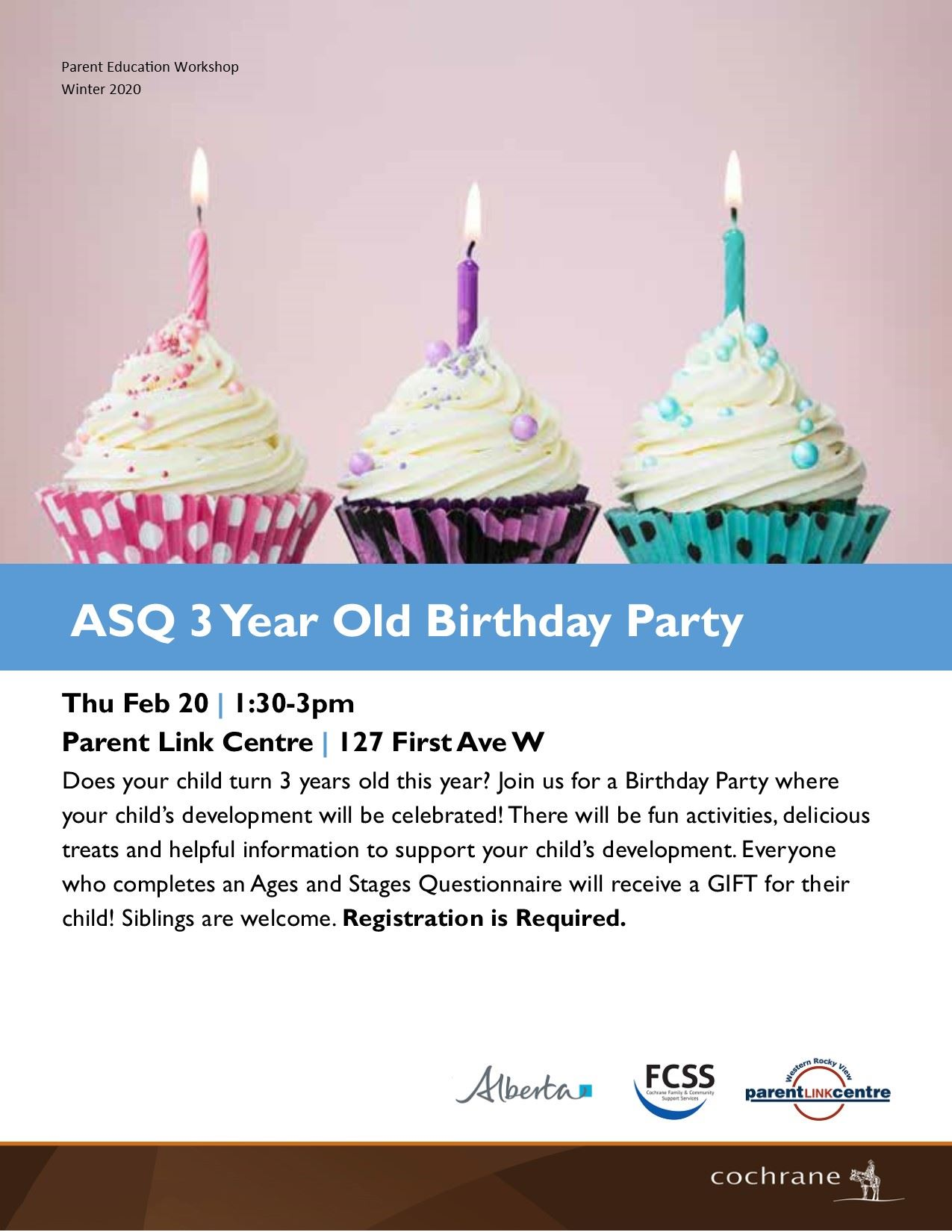 ASQ Birthday Party 2020