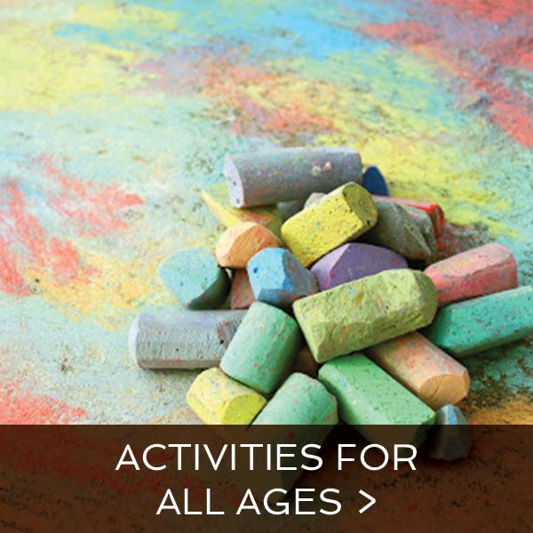 Activities for all ages