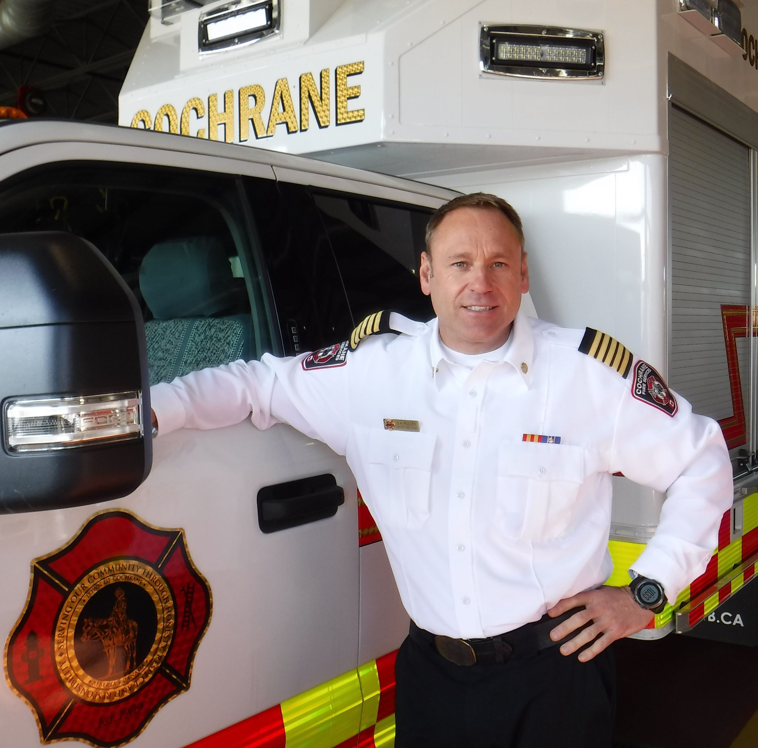 Shawn Polley - Fire Chief