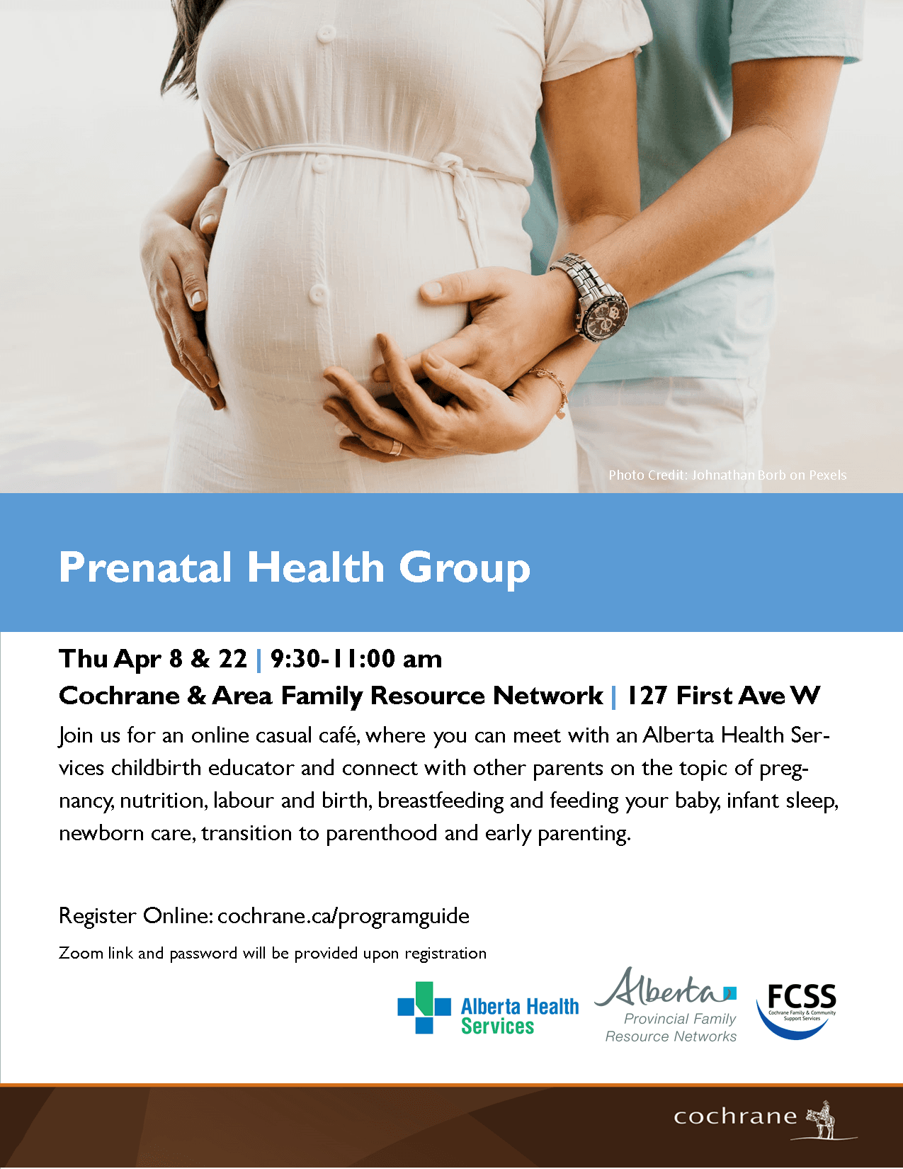 Prenatal Health Group April 2021