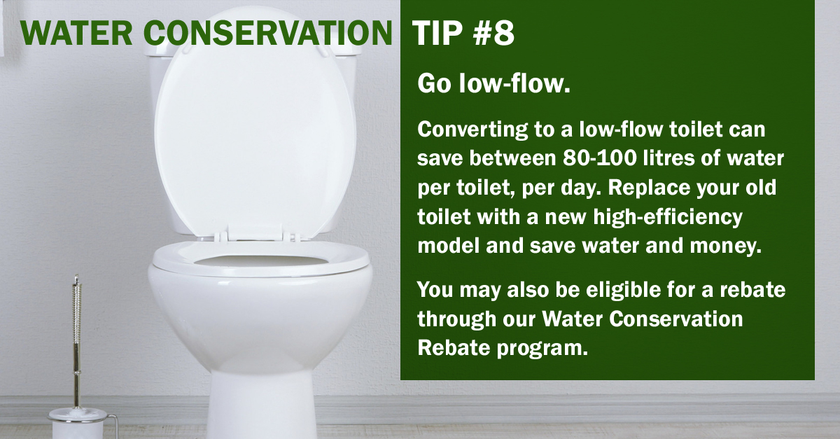 Water Conservation. Water Conservation   Cochrane  AB   Official Website